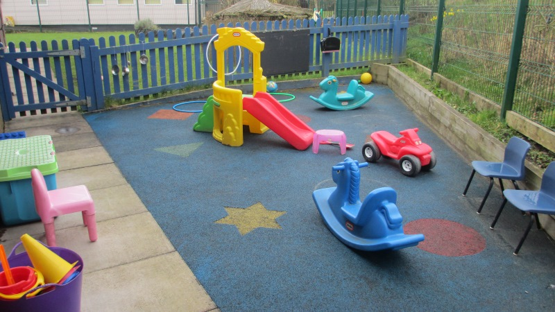 Nursery in Haltwhistle
